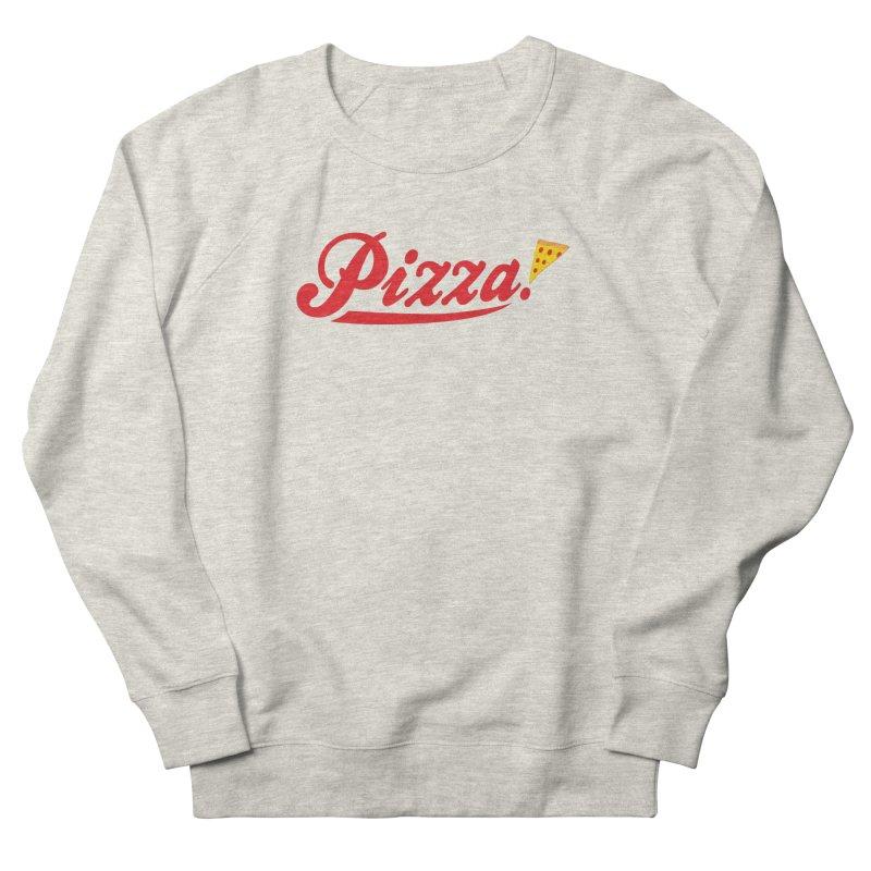 Pizza Men's Sweatshirt by DavidBS