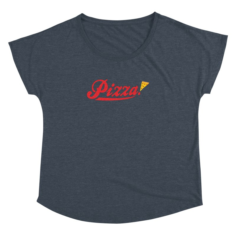 Pizza Women's Dolman by DavidBS