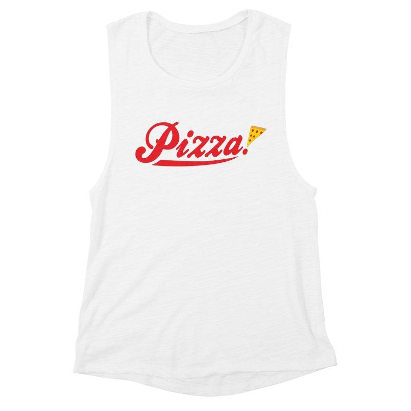 Pizza Women's Tank by DavidBS