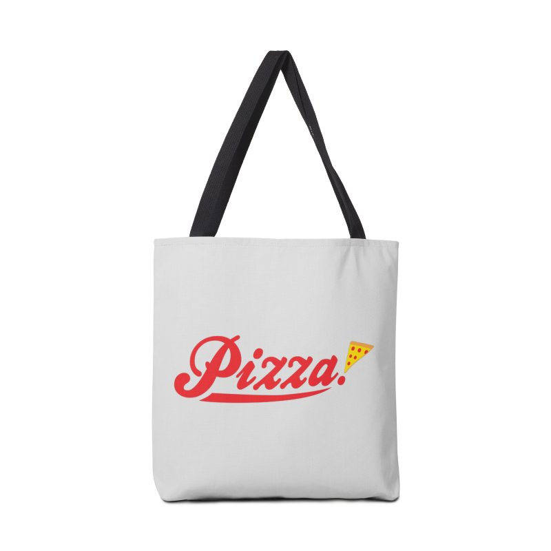 Pizza Accessories Tote Bag Bag by DavidBS