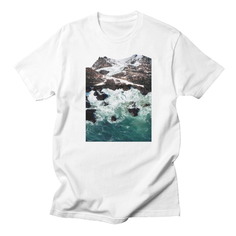 Sea and Mountains Women's Unisex T-Shirt by DavidBS