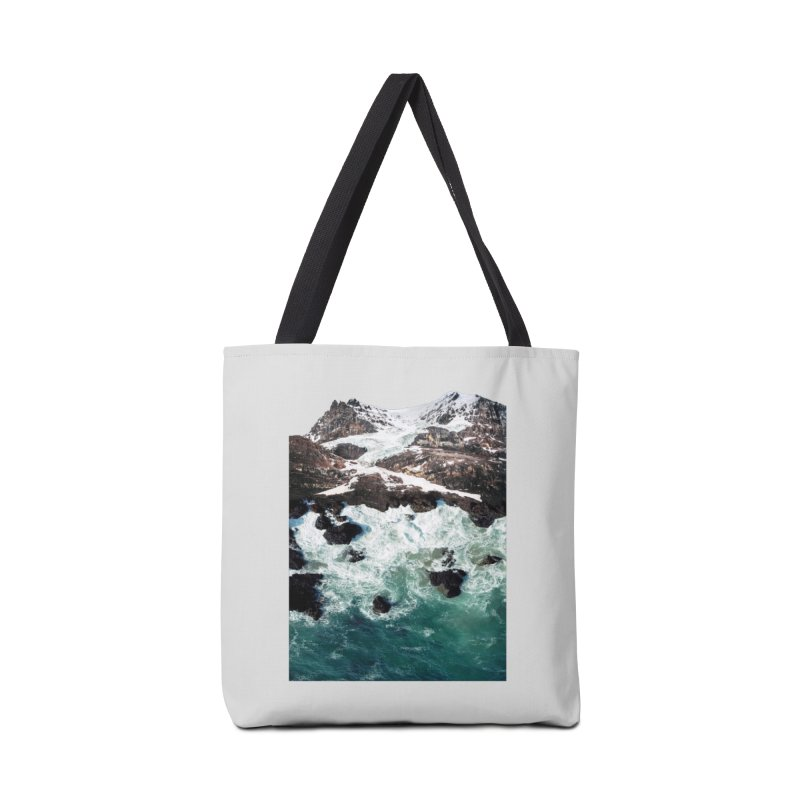 Sea and Mountains Accessories Tote Bag Bag by DavidBS