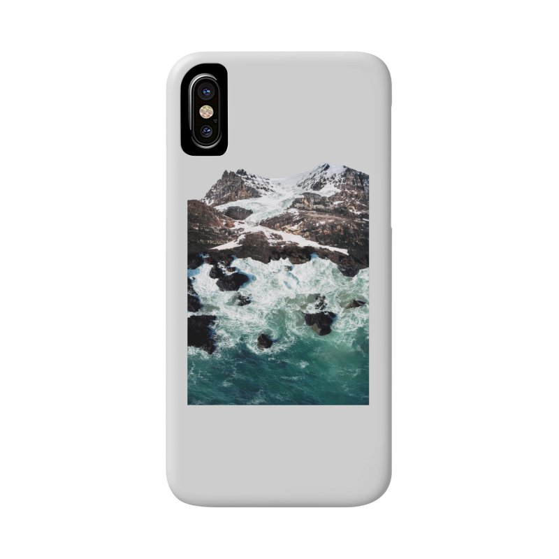 Sea and Mountains Accessories Phone Case by DavidBS