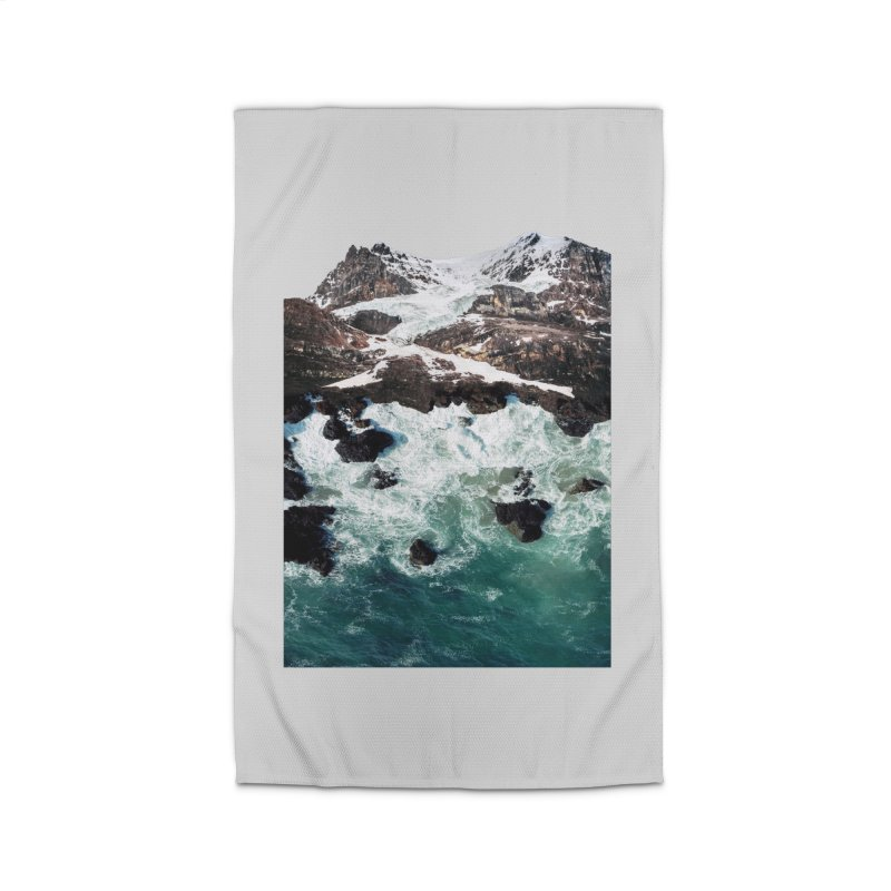 Sea and Mountains Home Rug by DavidBS