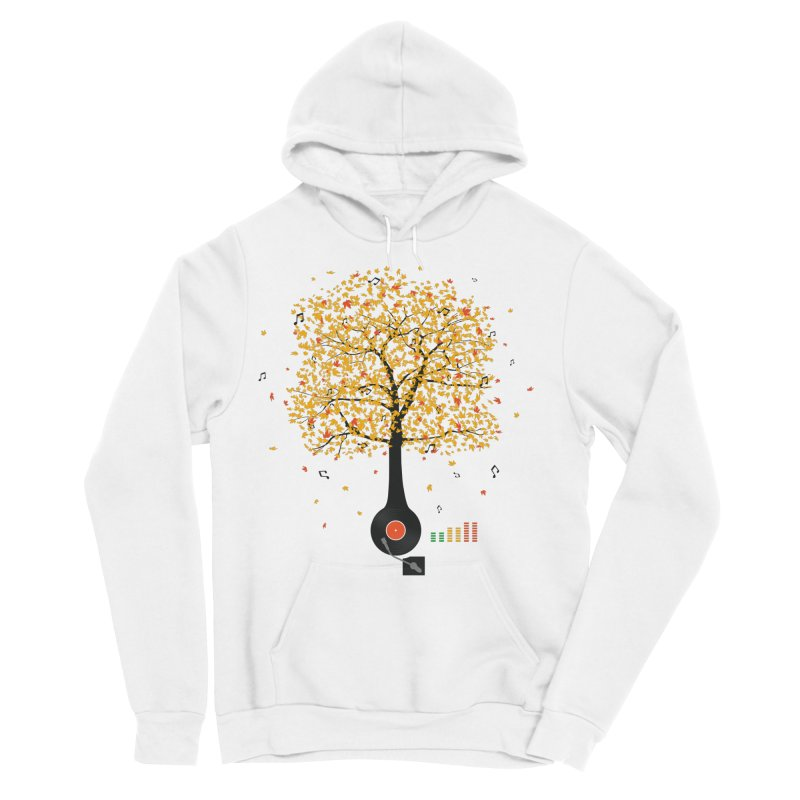 Sounds of Nature Men's Pullover Hoody by DavidBS