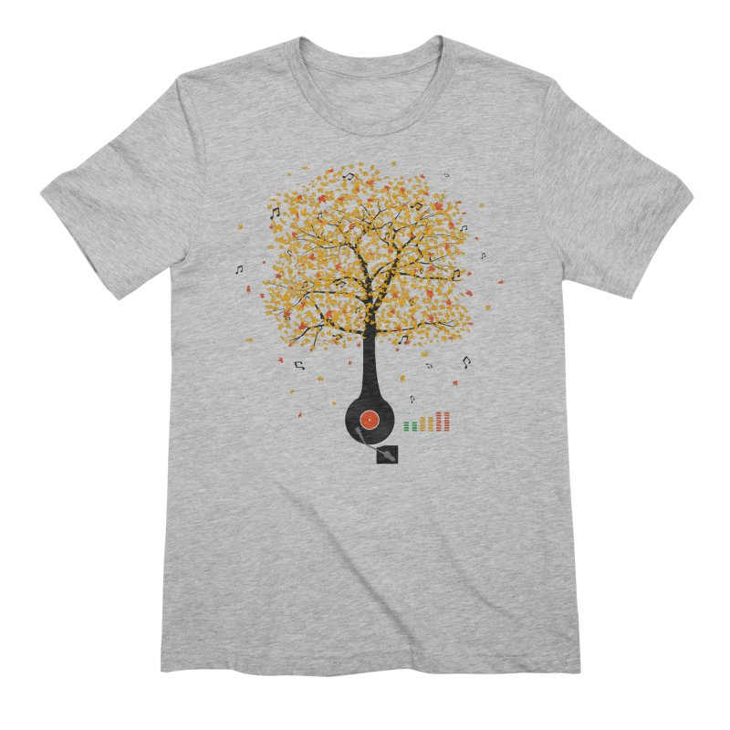 Sounds of Nature Men's Extra Soft T-Shirt by DavidBS