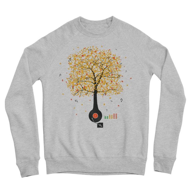 Sounds of Nature Women's Sponge Fleece Sweatshirt by DavidBS
