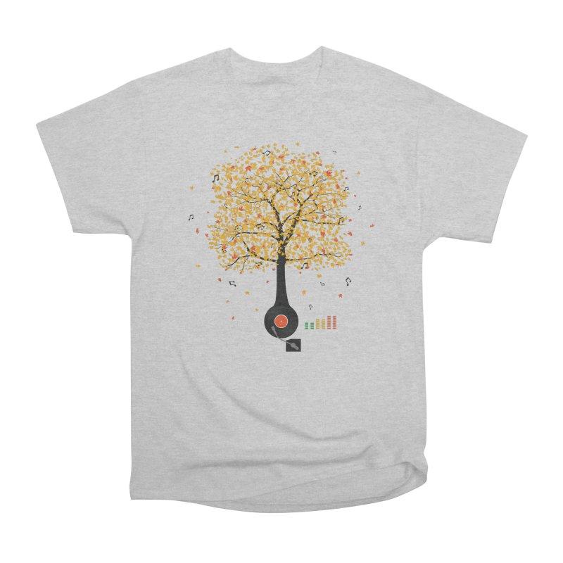 Sounds of Nature Men's Heavyweight T-Shirt by DavidBS