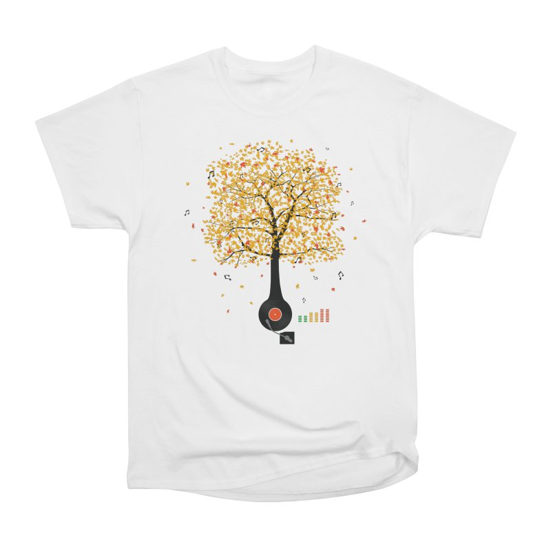 Sounds of Nature Women's Classic Unisex T-Shirt by DavidBS