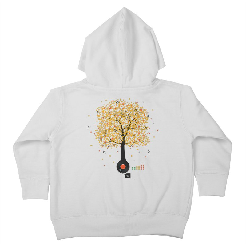 Sounds of Nature Kids Toddler Zip-Up Hoody by DavidBS