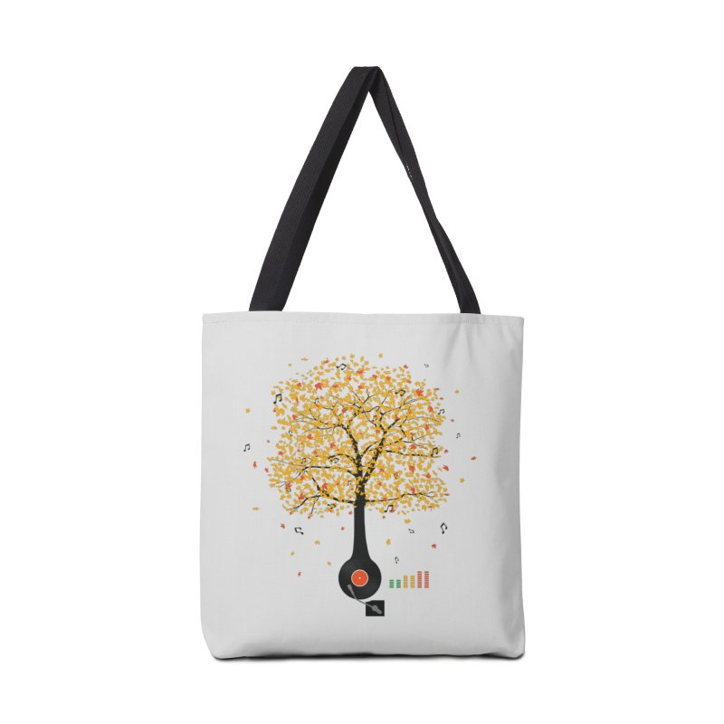 Sounds of Nature Accessories Bag by DavidBS