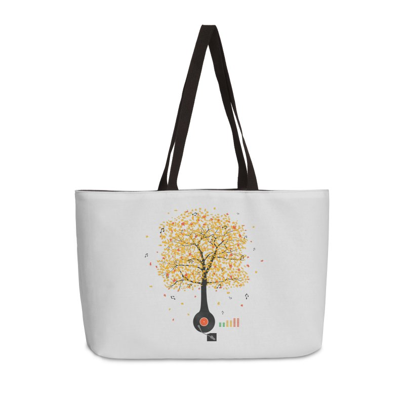 Sounds of Nature Accessories Weekender Bag Bag by DavidBS
