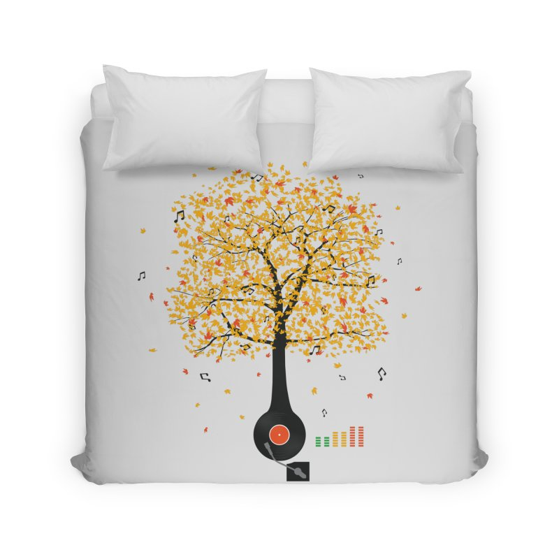 Sounds of Nature Home Duvet by DavidBS