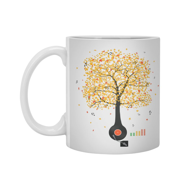 Sounds of Nature Accessories Mug by DavidBS