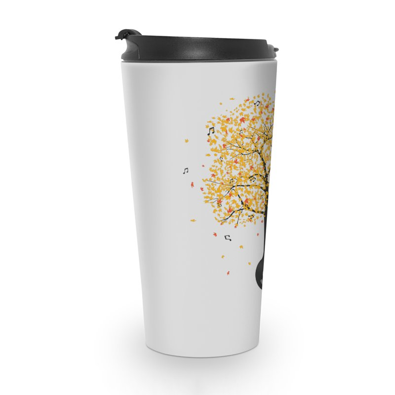 Sounds of Nature Accessories Travel Mug by DavidBS