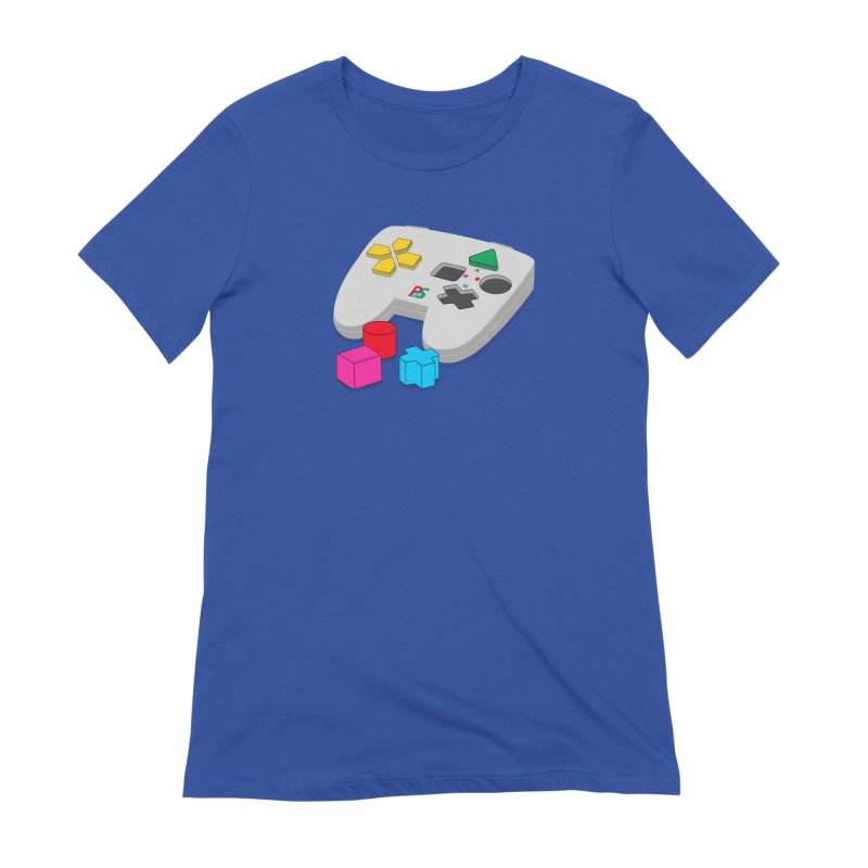 Gamer Since Early Years Women's T-Shirt by DavidBS