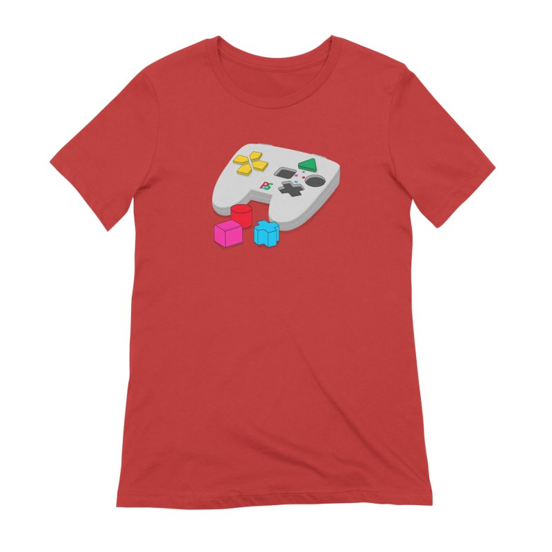 Gamer Since Early Years Women's Extra Soft T-Shirt by DavidBS