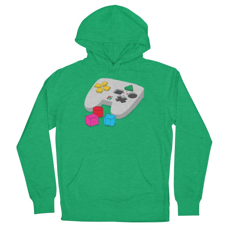 Gamer Since Early Years Women's French Terry Pullover Hoody by DavidBS