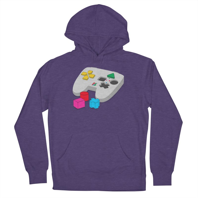 Gamer Since Early Years Men's Pullover Hoody by DavidBS