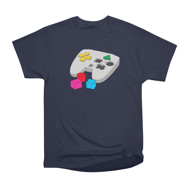Gamer Since Early Years Women's Classic Unisex T-Shirt by DavidBS