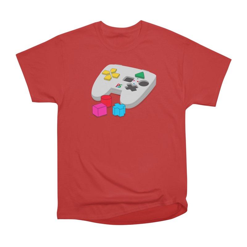 Gamer Since Early Years Women's Heavyweight Unisex T-Shirt by DavidBS