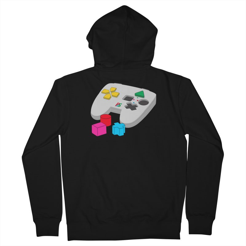 Gamer Since Early Years Women's Zip-Up Hoody by DavidBS