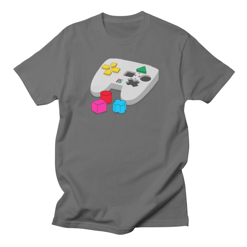 Gamer Since Early Years   by DavidBS