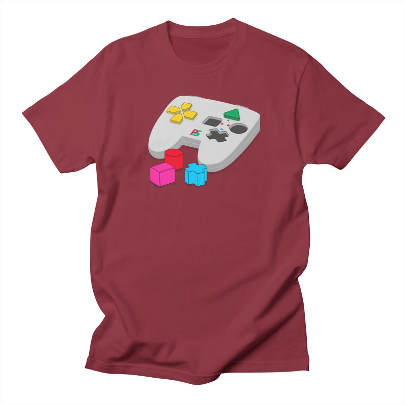 Gamer Since Early Years Women's Unisex T-Shirt by DavidBS