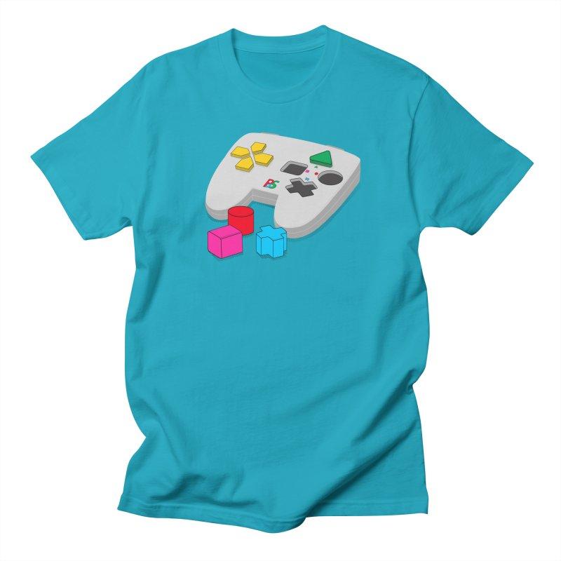 Gamer Since Early Years Men's Regular T-Shirt by DavidBS