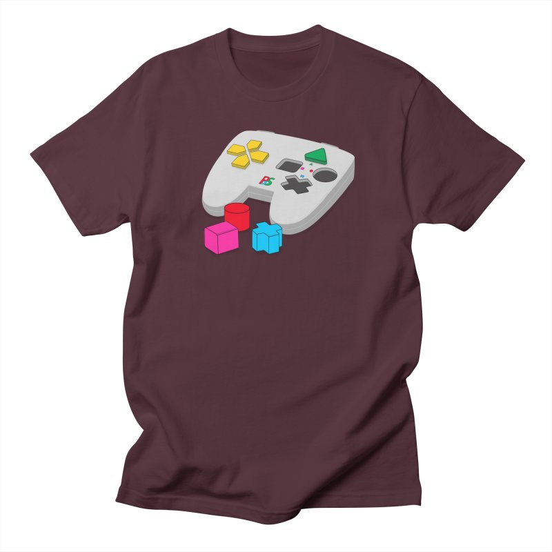 Gamer Since Early Years Women's Regular Unisex T-Shirt by DavidBS