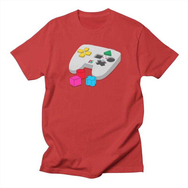Gamer Since Early Years Women's Regular Unisex T-Shirt by DavidBS