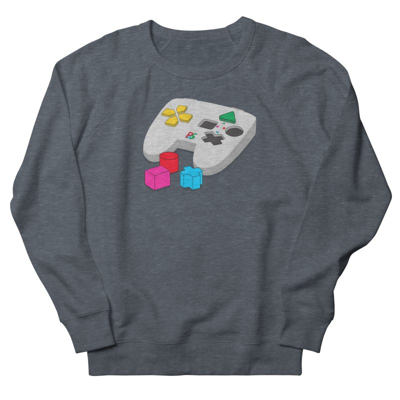 Gamer Since Early Years Women's French Terry Sweatshirt by DavidBS