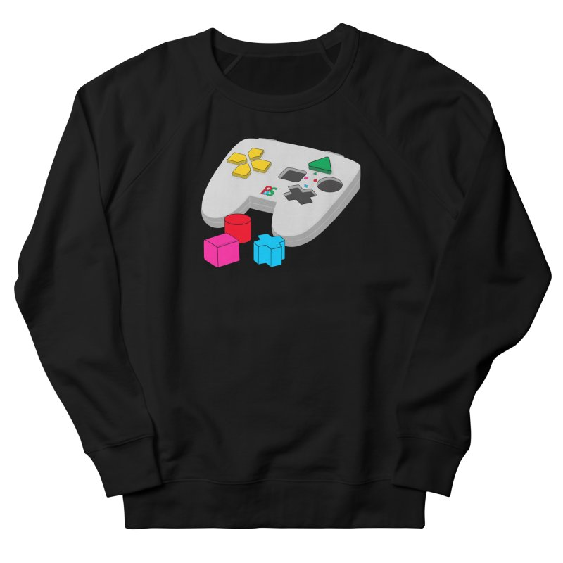 Gamer Since Early Years Men's French Terry Sweatshirt by DavidBS