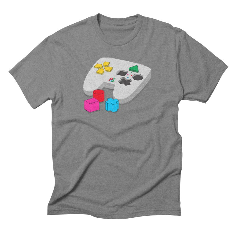 Gamer Since Early Years Men's Triblend T-shirt by DavidBS