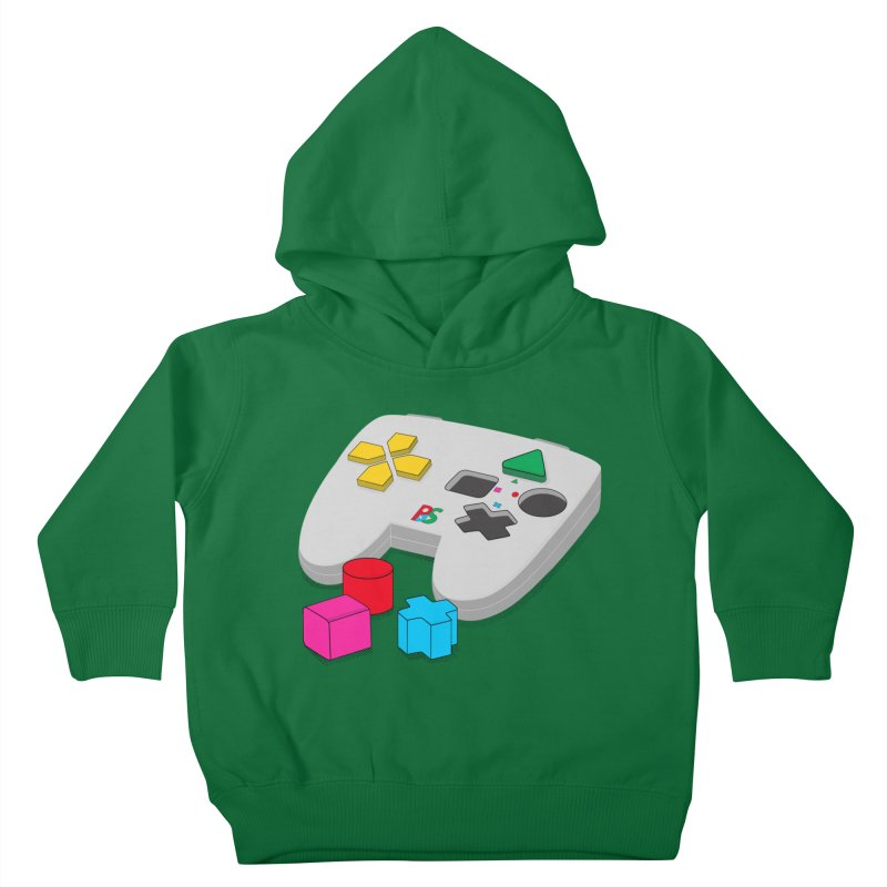 Gamer Since Early Years Kids Toddler Pullover Hoody by DavidBS