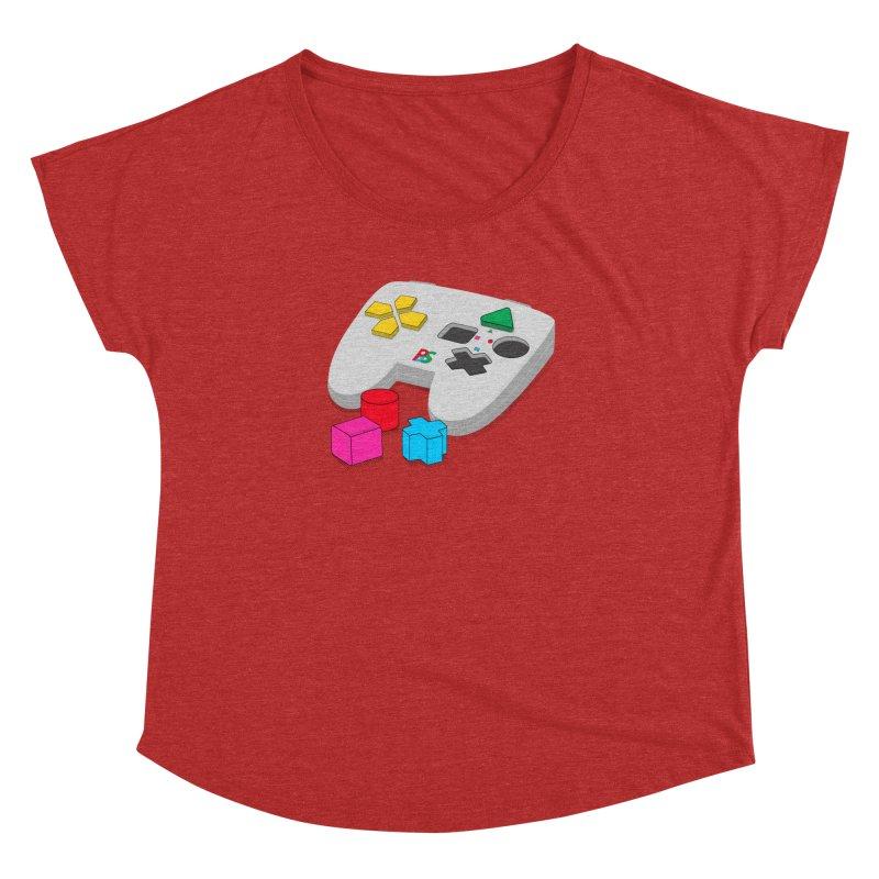 Gamer Since Early Years Women's Dolman by DavidBS