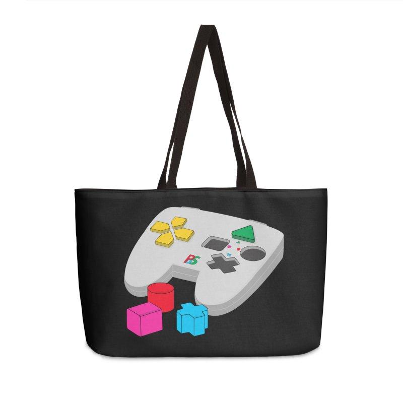 Gamer Since Early Years Accessories Weekender Bag Bag by DavidBS