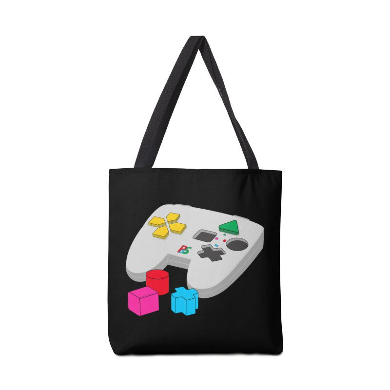 Gamer Since Early Years Accessories Tote Bag Bag by DavidBS