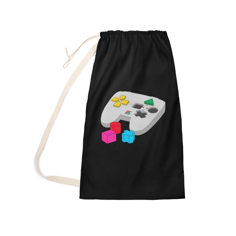 Gamer Since Early Years Accessories Laundry Bag Bag by DavidBS