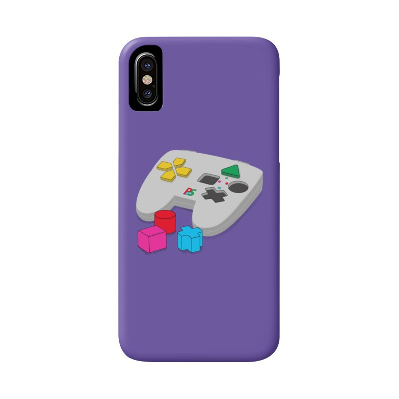 Gamer Since Early Years Accessories Phone Case by DavidBS
