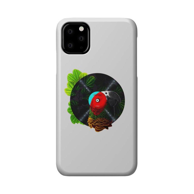 Bird Tunes Accessories Phone Case by DavidBS