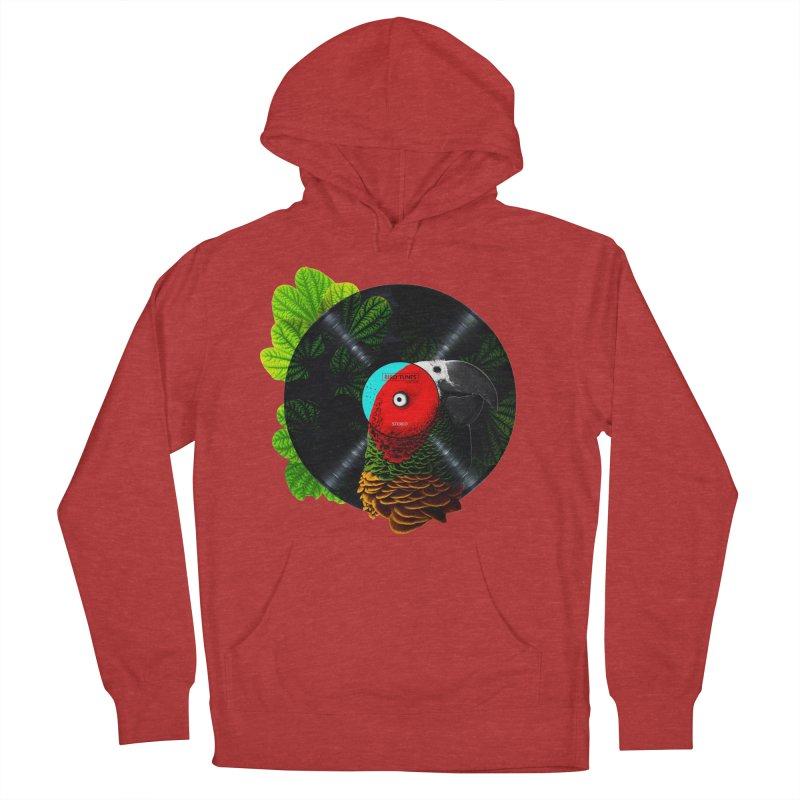 Bird Tunes Women's Pullover Hoody by DavidBS