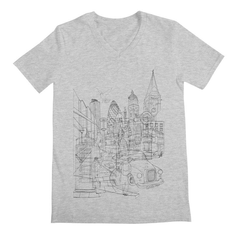 London!   by David Bushell Illustration-Design Shop