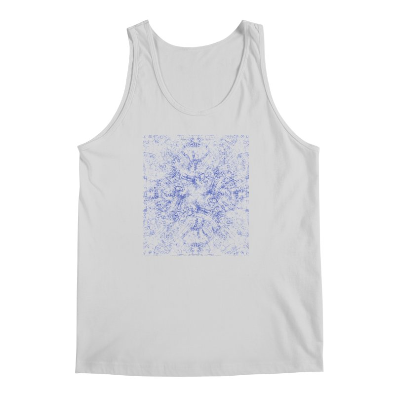 CPU Men's Tank by David Bushell Illustration-Design Shop