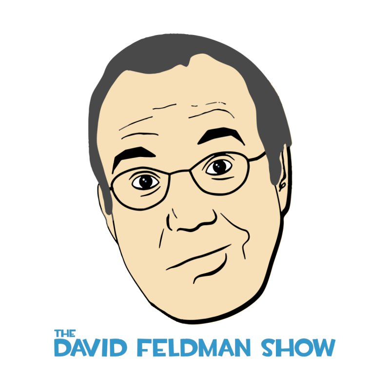 David Feldman Show Official Shirt Men's T-Shirt by The David Feldman Show Official Merch Store