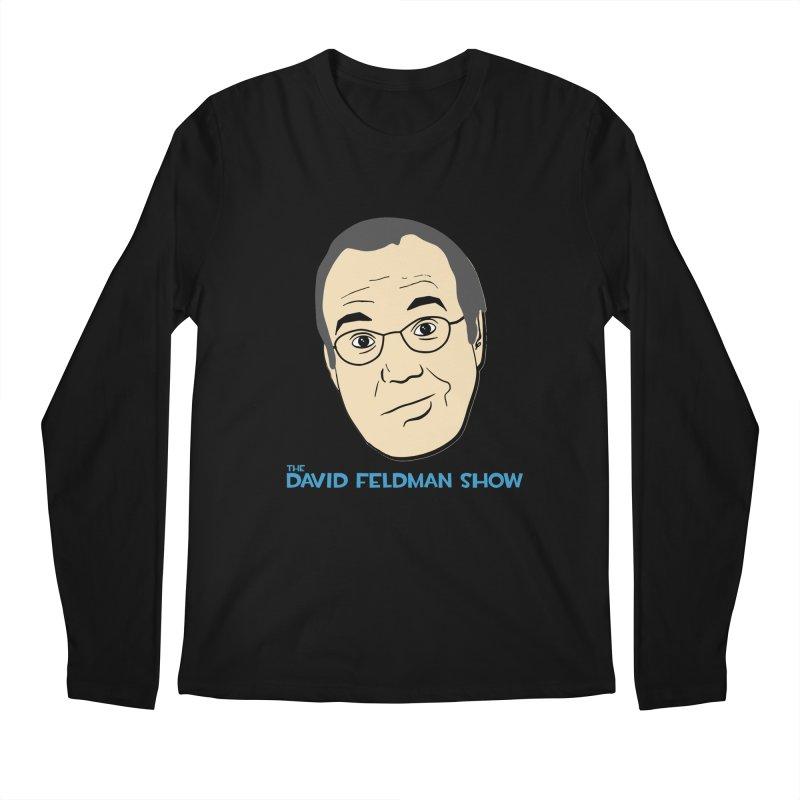 David Feldman Show Official Shirt Men's Regular Longsleeve T-Shirt by The David Feldman Show Official Merch Store