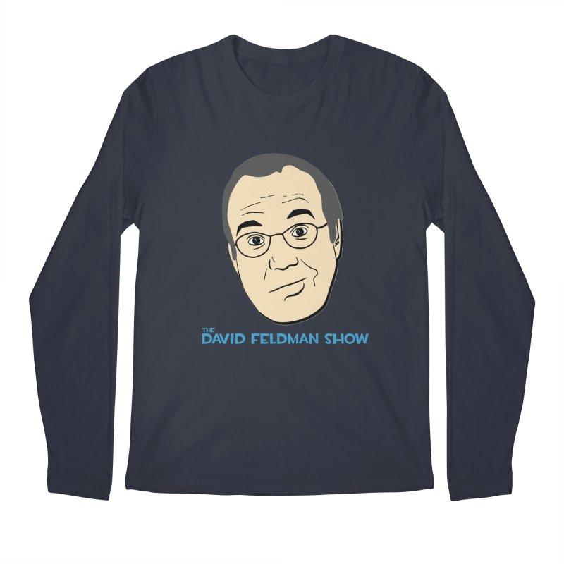 David Feldman Show Official Shirt Men's Longsleeve T-Shirt by The David Feldman Show Official Merch Store