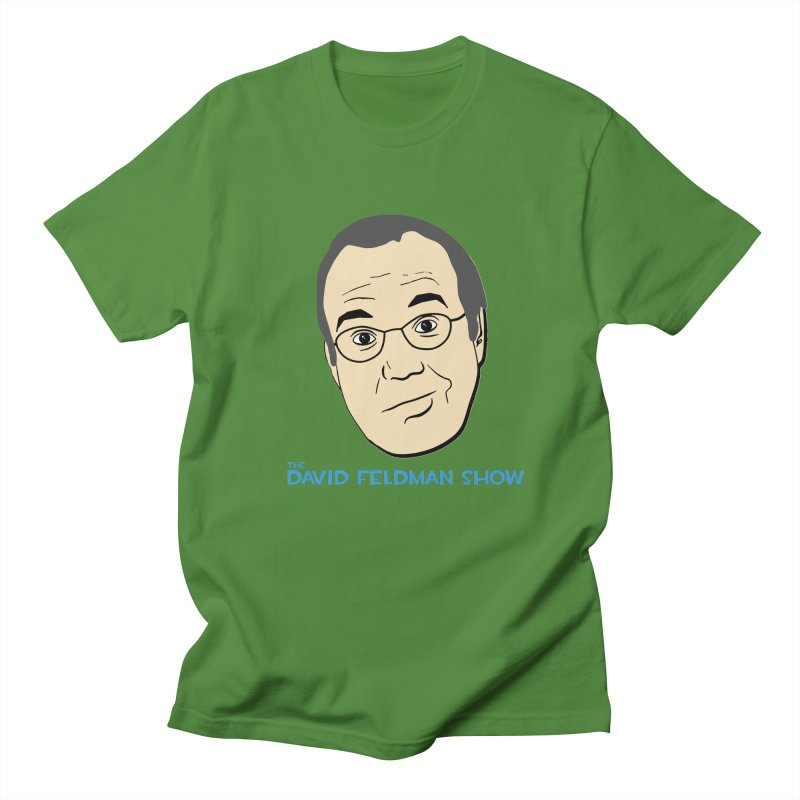 David Feldman Show Official Shirt Men's Regular T-Shirt by The David Feldman Show Official Merch Store