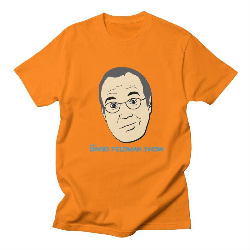 David Feldman Show Official Shirt Men's Regular T-Shirt by The David Feldman Show Official Merch Store