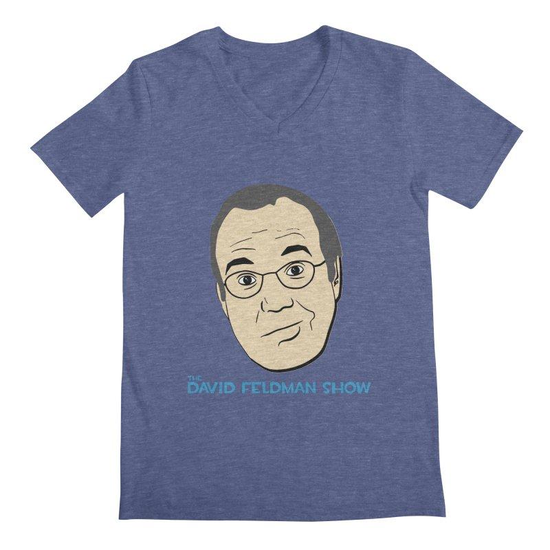 David Feldman Show Official Shirt Men's Regular V-Neck by The David Feldman Show Official Merch Store